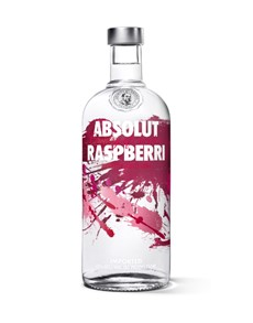 alcohol: Absolut Vodka Raspberri 750Ml!