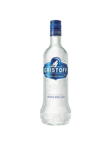alcohol: Eristoff Vodka Original 750Ml!