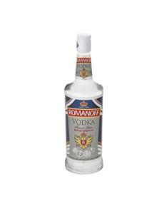 alcohol: Romanoff Vodka 750Ml!
