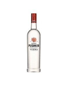alcohol: Count Pushkin Vodka 750Ml!