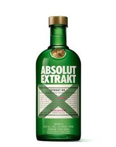 alcohol: ABSOLUT E!