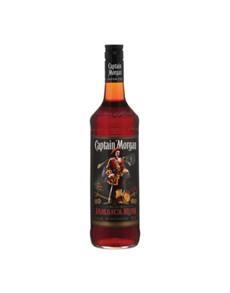 alcohol: CAPTAIN MORGAN BL.LABEL 750ML !