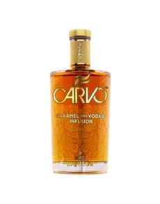 alcohol: CARVO CARAMEL VODKA !