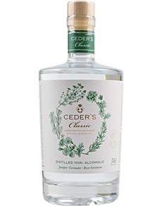 alcohol: CEDERS CLASSIC NON ALC GIN 500ML !