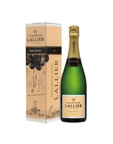 alcohol: LALLIER EXTRA DOSAGE 750ML !