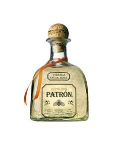 alcohol: PATRON TEQUILA REPOSADO 750ML !