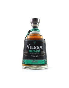 alcohol: SIERRA MILENARIO ANEJO TEQUILA 750ML !