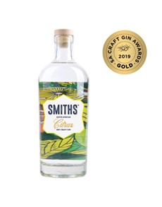 alcohol: SMITHS SOUTH AFRICAN CITRUS DRY CRAFT GIN 750ML !