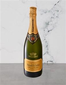 alcohol: Simonsig Kaapse Vonkel Satin Nectar 750Ml!