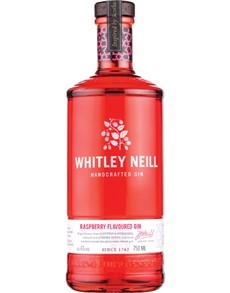 alcohol: WHITLEY NEILL RASPBERRY GIN 750ML !