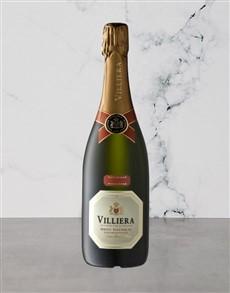 alcohol: Villiera Brut Natural Ch.750Ml!