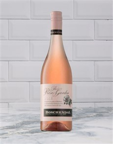alcohol: Boschendal Rose Garden Rose 750Ml!