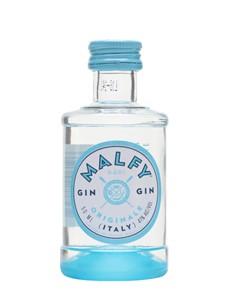 alcohol: MALFY ORIGINALE ITALIAN GIN 50ML X1!