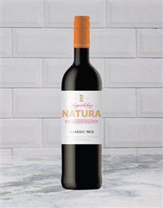 alcohol: LEOPARDS LEAP NATURA DEALC CLASSIC RED 750ML X1!