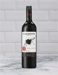 alcohol: FLAGSTONE POETRY PINOTAGE 750ML X1!