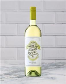 alcohol: ALMOST ZERO WONDERFUL WHITE 750ML X1!
