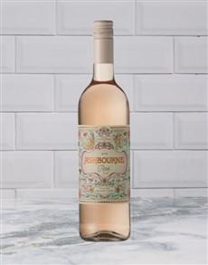 alcohol: ASHBOURNE ROSE 750ML X1!