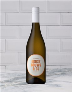 alcohol: Ernst And Co Chenin Blanc!