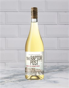 alcohol: FABLE THE RAPTOR POST WHITE BLEND 750ML X1!