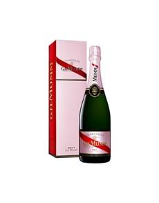 alcohol: Mumm Brut Rose 750Ml!