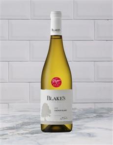 alcohol: BLAKES CHENIN BLANC 750ML X1!