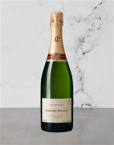 alcohol: Laurent Perrier Brut NV 750Ml!