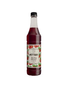 alcohol: NETTARI STRAWBERRY COCKTAIL SYRUP 750ML X1!