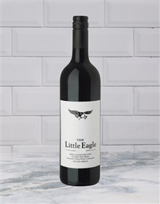 alcohol: EAGLES NEST LITTLE EAGLE RED 750ML X1!