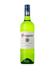 alcohol: OVERGAAUW ABRAHAM SAUVIGNON BLANC 750ML X1!