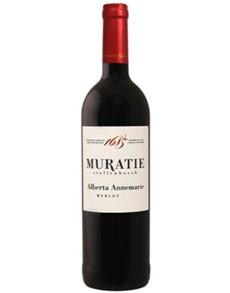 alcohol: MURATIE MERLOT 750ML X1!