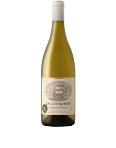 alcohol: LA COURONNE CHARDONNAY BF 750ML X1!