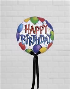 gifts: Birthday Bonanza Balloon Gift!