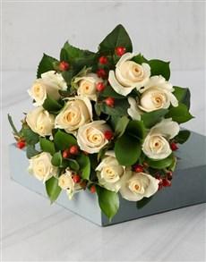 gifts: Cream Rose Elegance!