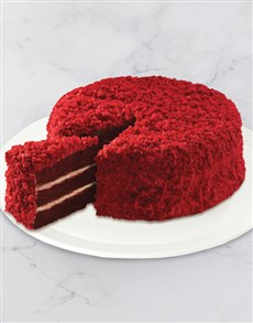 bakery: Chateau Gateaux Southern Red Velvet Cake!
