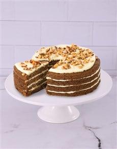 bakery: Chateau Gateaux Swiss Carrot Cake!