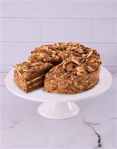 bakery: Chateau Gateaux Rococo Chocolate Cake !