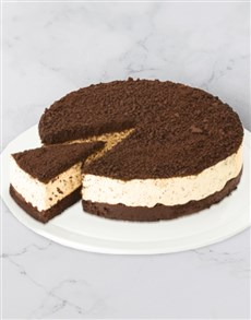 bakery: Chateau Gateaux Cookies and Cream Cake!