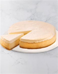 bakery: Chateau Gateaux Andreas Baked Cheesecake!