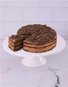 bakery: Chateau Gateaux Chocolate Nostalgia Cake!