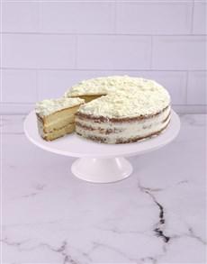 bakery: Chateau Gateaux Vanilla Dream Cake!