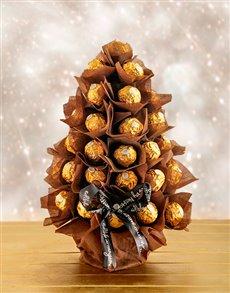 gifts: Ferrero Festive Tree!