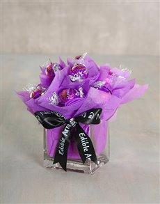 gifts: Almond Kisses Edible Arrangement !