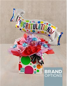 gifts: Congratulations Edible Arrangement!