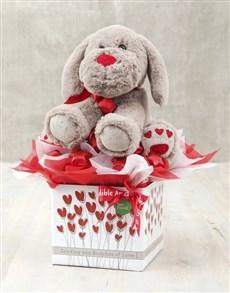 flowers: Puppy Love Box!