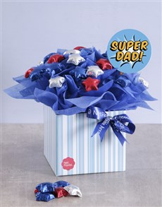 flowers: Super Dad Chocolate Delights!
