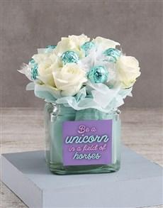 flowers: Dreamy Edible Arrangement!