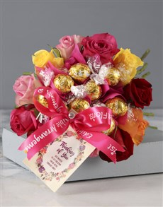 flowers: Thinking of You Autumnal Edible Arrangement!