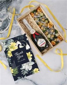 gifts: Personalised Appreciation Edible Arrangement!