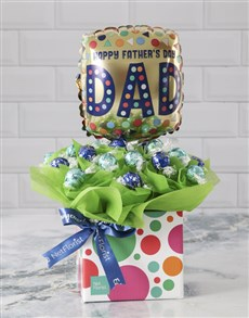 gifts: Father's Day Lindt Chocolate Surprise!