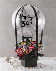 gifts: Personalised Nestle Indulgence Hamper!